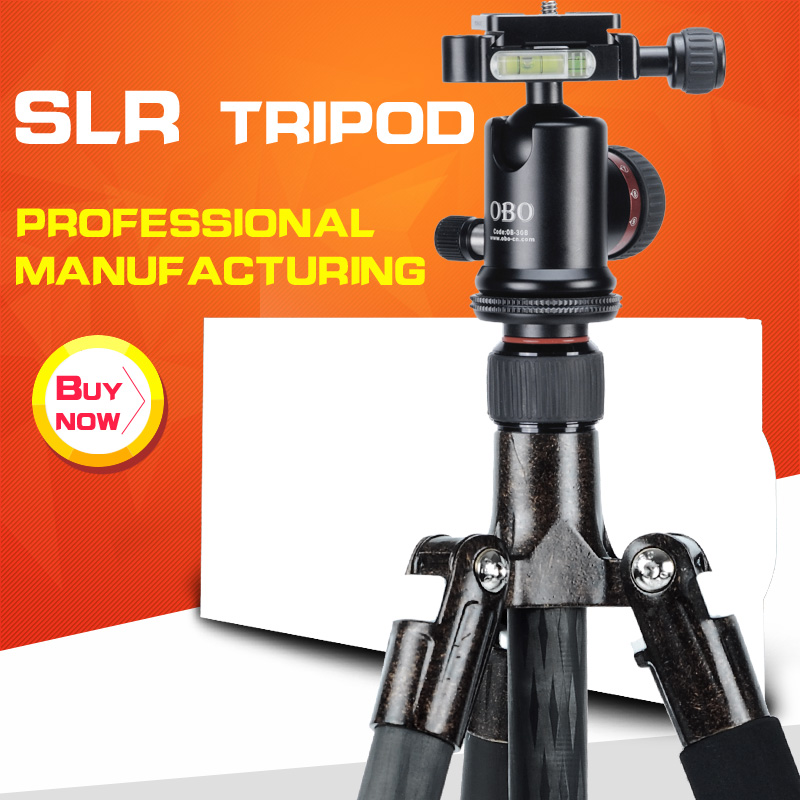 aluminum magnesium alloy professional camera tripod with ball head for dslr cameras and video cameras
