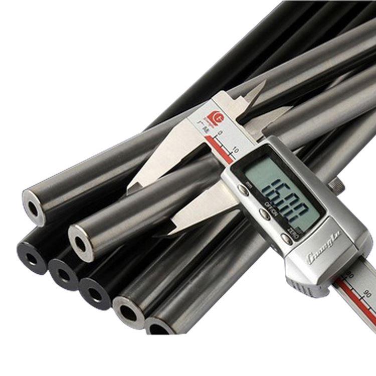 Soğuk bitmiş EN 10305 E235 hassas dikişsiz çelik boru