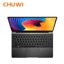 CHUWI AeroBook 13.3Inch Intel Core M3 6Y30 Window S10 Laptop 8GB RAM 256GB SSD dengan Backlit Keyboard logam Penutup Notebook