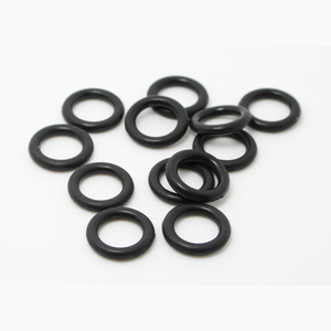 Electronic Black Nsf61 20-90 Shore A Silicone Transparent O Ring Shower Magnetic Door Seal O-ring For Gas
