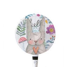 Чехлы для вентиляторов с мультяшным рисунком для домашнего использования, защитные сетчатые сетки для защиты пальцев для маленьких детей, ...(China)