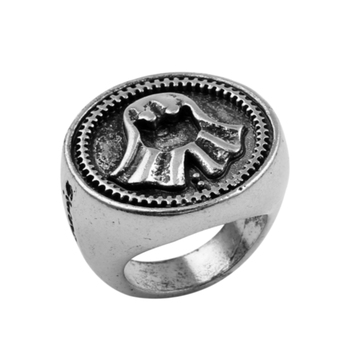 New Cool Hot Movie Game of Thrones Series Ring Jaqen H'ghar Faceless Ring Fashion Jewelry Accessories For Men Women
