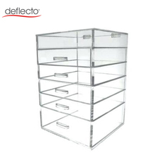 Acrylic Makeup Organizer/Acrylic Storage Box With Drawer