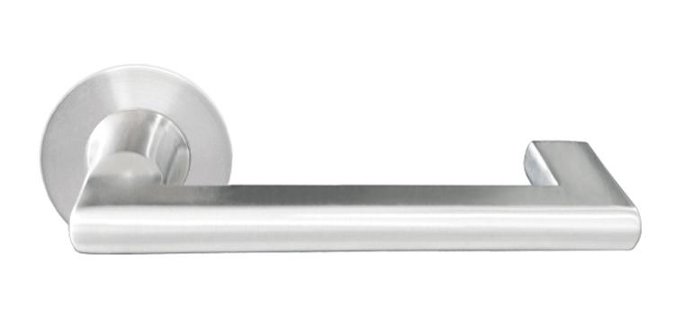 EN1906 Grade 4 door handle lever set SR01SL244