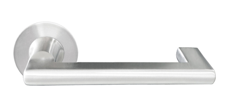 EN1906 alavanca SR01SL244 ajustado do puxador da porta da categoria 4