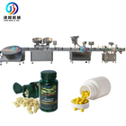 Fully Automatic Tablet Capsule Pills Counting Filling Machine Bottling Line Bottle Packaging Line