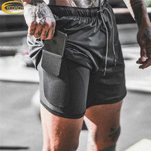 Ecoach Groothandel 2 in 1 Sport <span class=keywords><strong>Shorts</strong></span> dubbeldeks Sneldrogend Gym Custom heren Running <span class=keywords><strong>Shorts</strong></span>