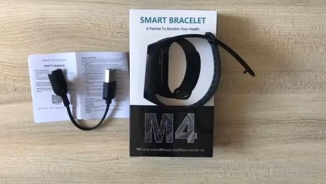 Asli Global Versi Tahan Air Xiaomi Mi Band 4 Smart Band Suhu