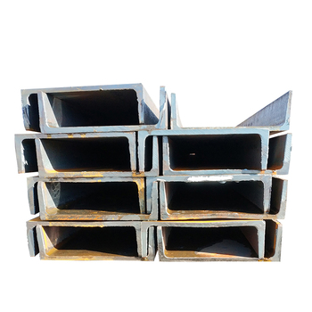 Hot rolled metal C channel beams U beam steel (S235 S355 SS400 ASTMA36 Q235 Q345)