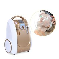 Ce Approved Spa Use Portable Oxygen Jet Facial Machine