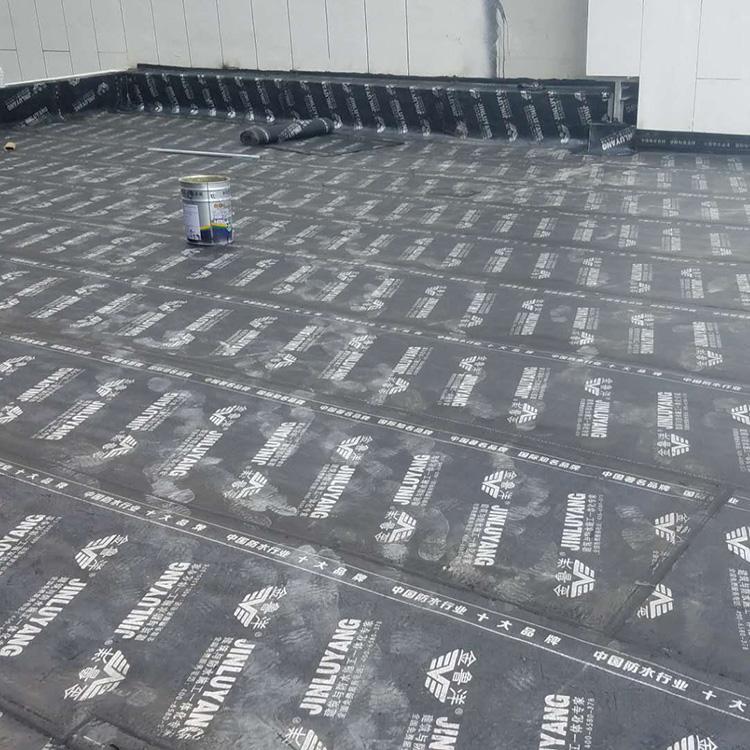 4mm Bitumen Sheet Waterproof Membrane