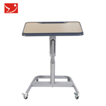 Tragbare lounge massivholz hebe <span class=keywords><strong>laptop</strong></span> tisch riser stand