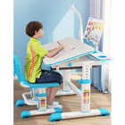 Set Furniture Children's New Set Furniture Adjustable Height Children's Study Table
