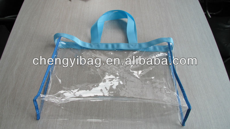 Top sale OEM Clear PVC Make up Cosmetic Bag