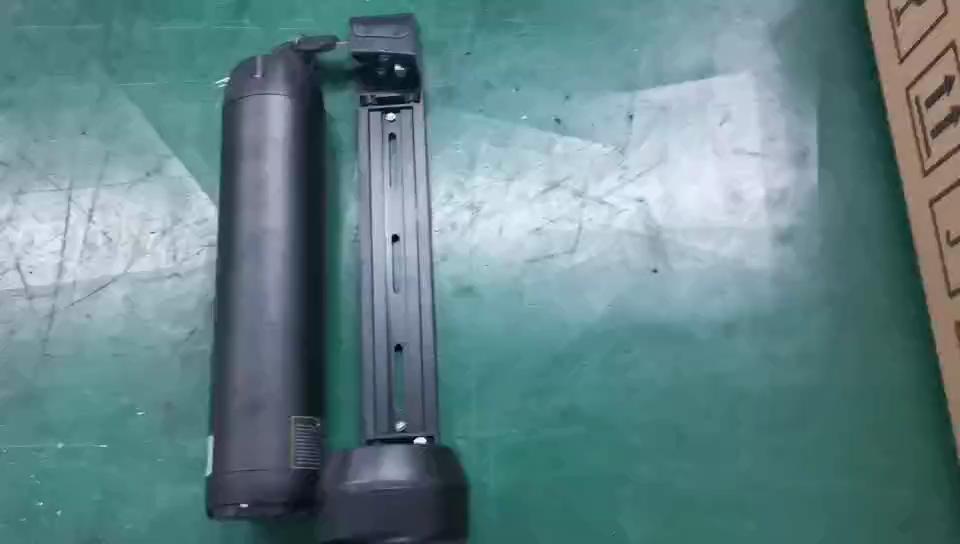छोटे क्षमता पानी की बोतल मामले के लिए 36 V 7ah लिथियम आयन बैटरी इलेक्ट्रिक बाइक