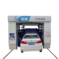 automated commercial car cleaning kit rollover auto car washing systems