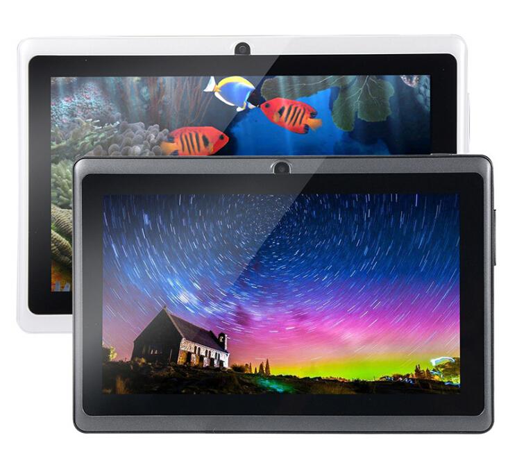 Pabrik Pasokan Langsung 7 Inch Android Tablet Fungsi WIFI Tanpa Kartu SIM JMT701 Perumahan Outlook Q8 Tablet PC