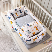 YOU SHANG Anti-pressure foldable baby nest mini bed cot crib for baby