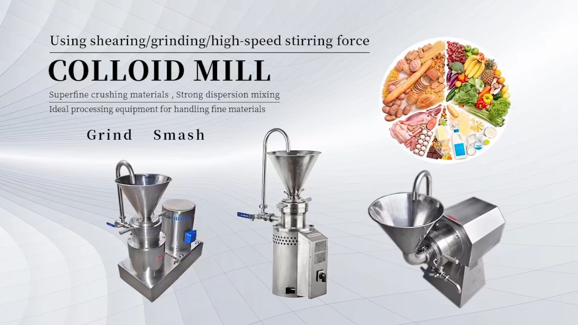 L and B factory directly sell food grade peanut butter making machine