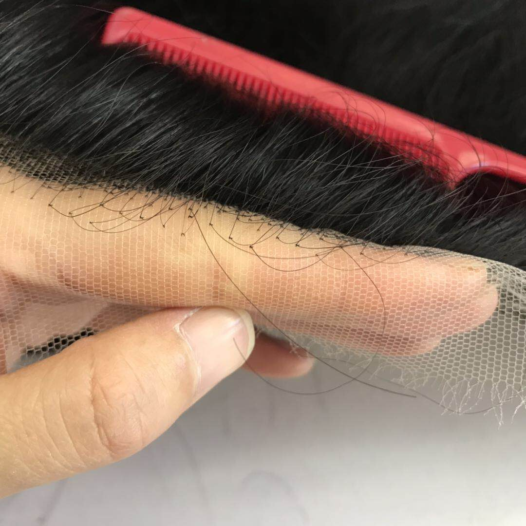 Super Thin HD Swiss Lace 4*4 5*5 6*6 7*7 13*4 13*6 Closure Cuticle Aligned Swiss HD Lace Frontal Top Quality Raw Virgin <strong>Hair</strong>