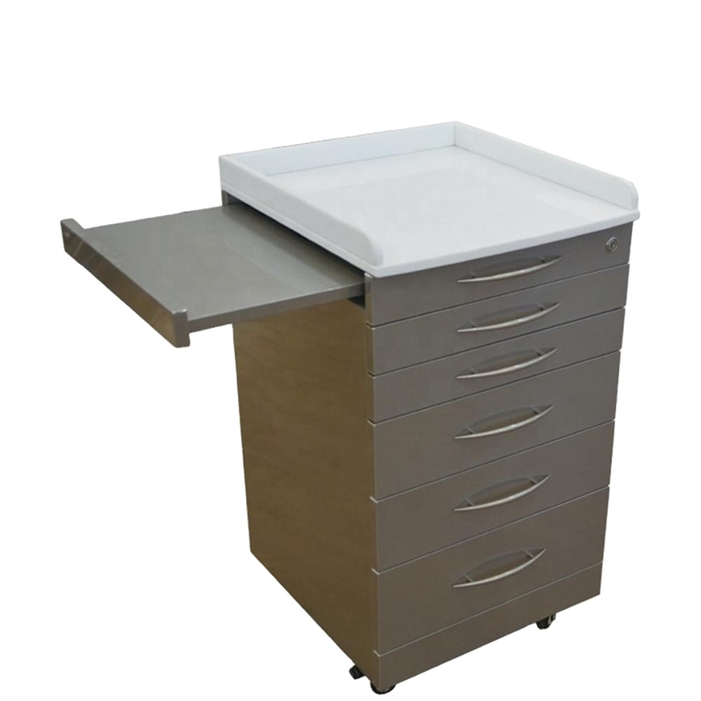 SSU-01 High Quality Stainless Steel Used Dental Cabinets For Sale
