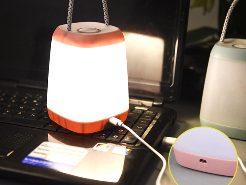 2020 جديد وصول USB قابلة للشحن لينة الحزم المحمولة بقيادة مصباح طاولة مكتب الفاخرة الحديثة للمناصب الرئيسية نوم الزخرفية