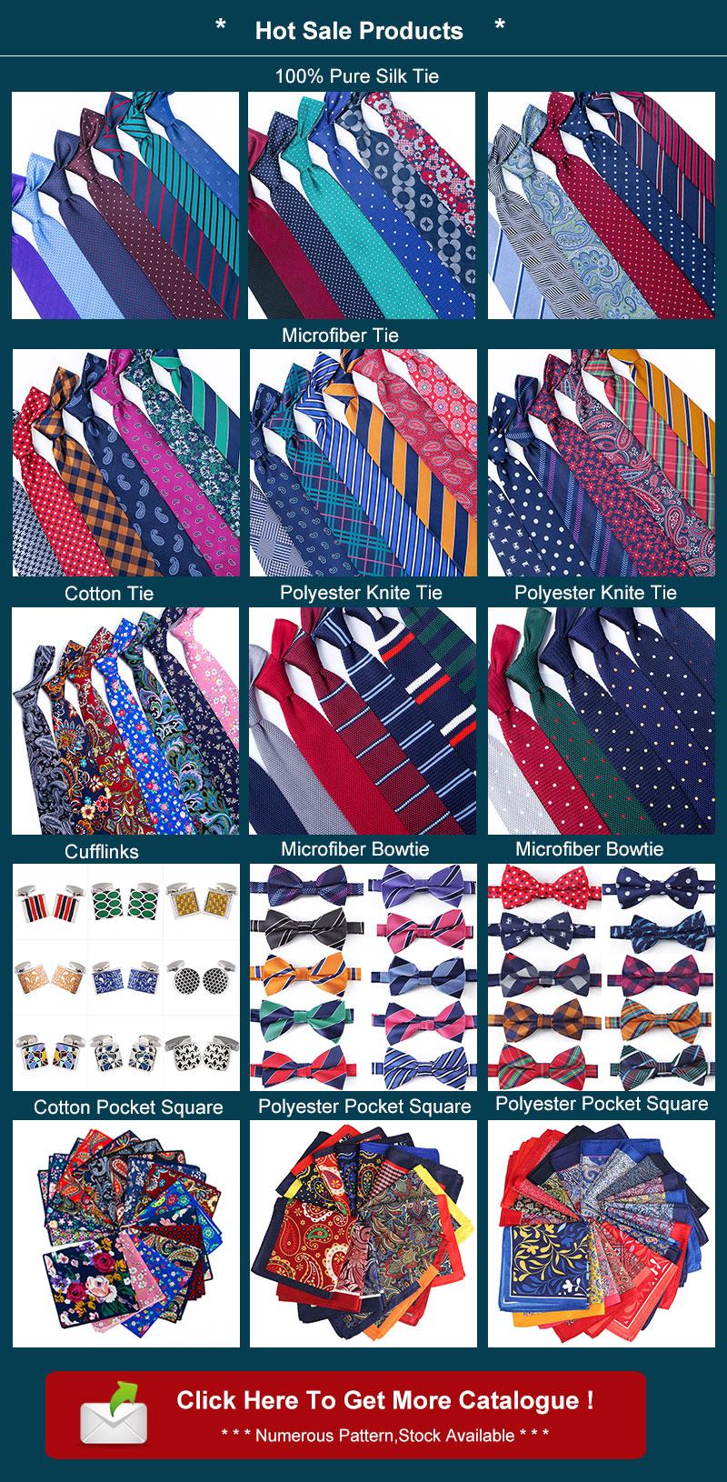 2018 hombres de alta calidad de Corbata de punto de moda Corbata rojo y azul oscuro Corbata de punto de
