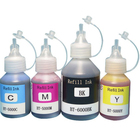 Refill Ink for Brother Hgh Quality Hot Sale Refill Full Dye Ink BT5000 for Brother DCP-T300 T500W MFC-T810W