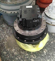 PC80-3 Mini excavator final drive and track motor,complete unit,replace part number:20X-60-21101,