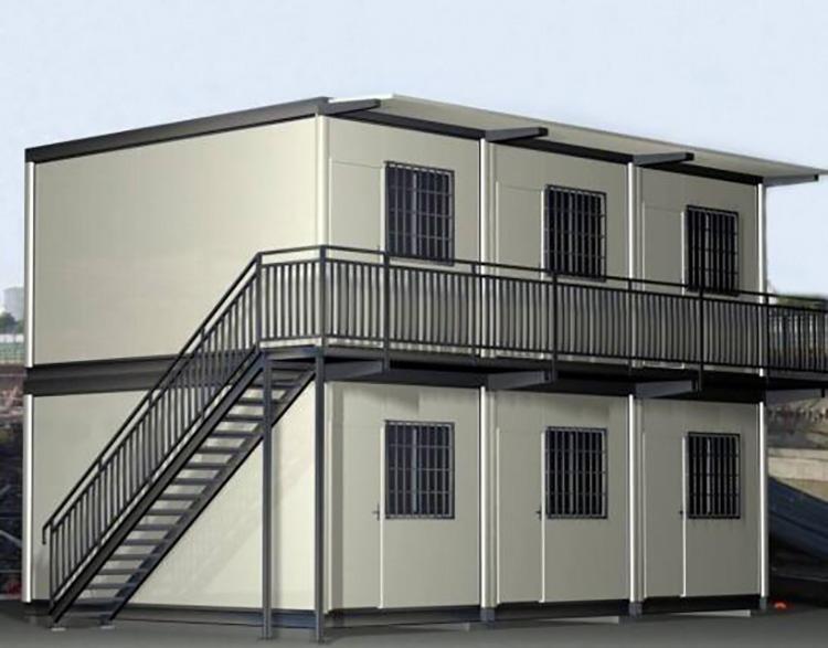 Low Cost Fertighäuser Fertig Stahl Struktur Eisen Blatt Haus Designs