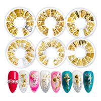 New Arrival Nail Art Design Decoration Nail Art Diamond Nail Jewelry