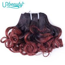 25 г/шт. волнистые человеческие волосы 100% человеческие волосы UR beauty не Реми волосы #530 Жук натуральный цвет можно выбрать 10 дюймов накладные в...(Китай)