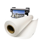 360gsm Wide Format Polyester Cotton Glicee Photo Printing Canvas