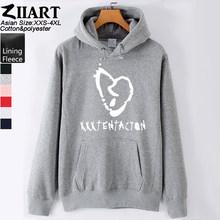 Xxxtentacion разбитое сердце Gir женские худи одежда для пары осень зима флис ZIIART()