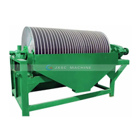 High Gradient Magnetic Separator Wet Price/Alluvial Gold Processing Machine