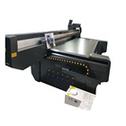 Digital Uv 2513 Digital Inkjet Plotter Glass Wood Leather Flat UV Printer with Ricoh G5 Print Head
