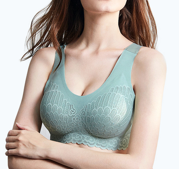 Hot sale manufacturer cheapest price women sexy design removable bra