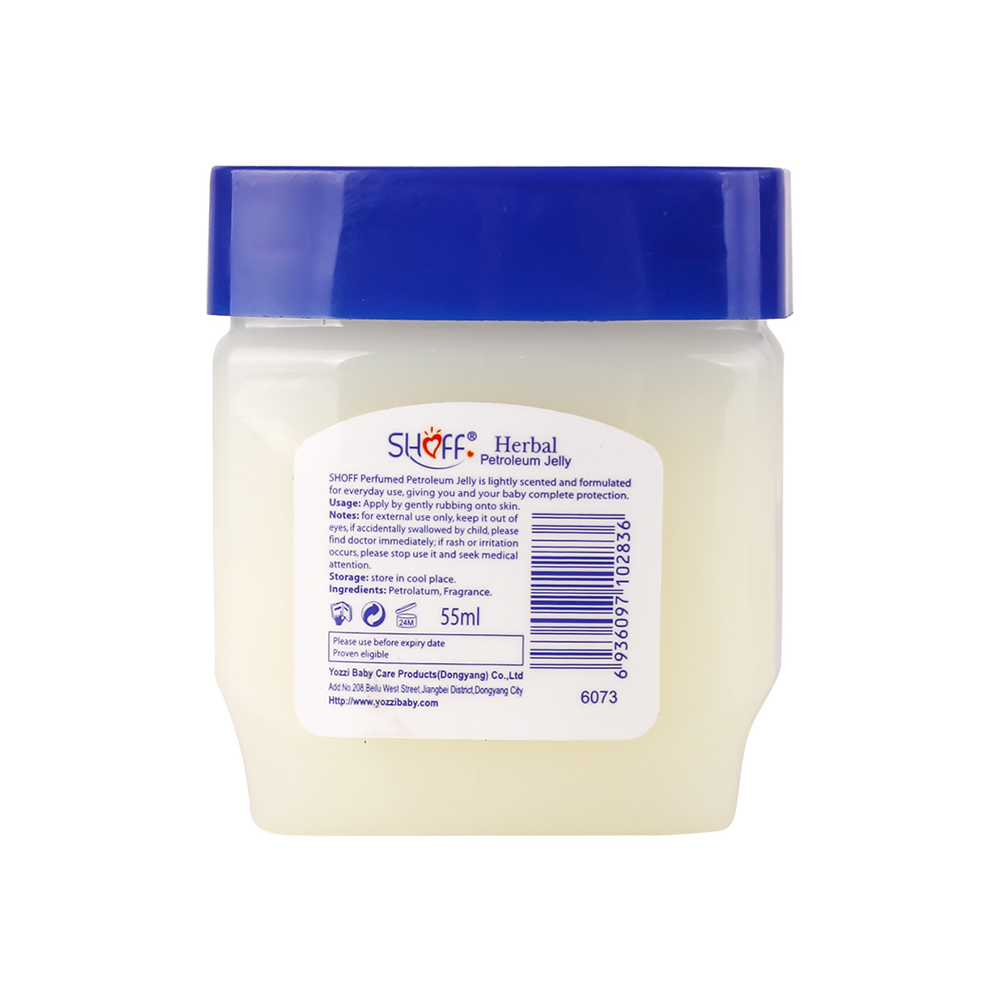 55ml skin care products lip balm pure white petroleum jelly
