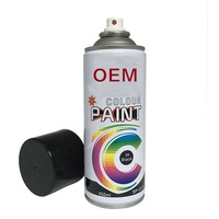 Clear Anti-rust Colours Spray Paint
