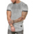 Summer fitness apparel for men quick dry t-shirt