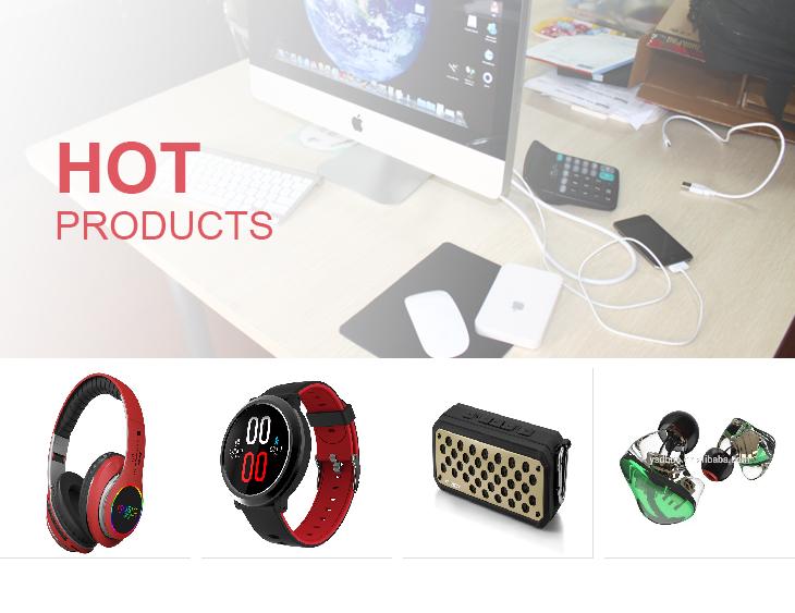 美しい最新ホット販売 loudseapker 新製品から 2019 スマート led ミニ低音スピーカー製品ワイヤレス中国バッグ工場