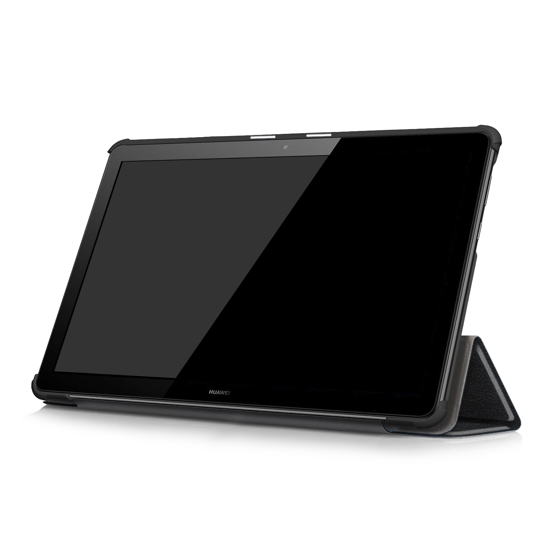 2020 Top Saling Huawei Tablet Case 3 Fold Pu Leather Case For Huawei Mediapad T3 10