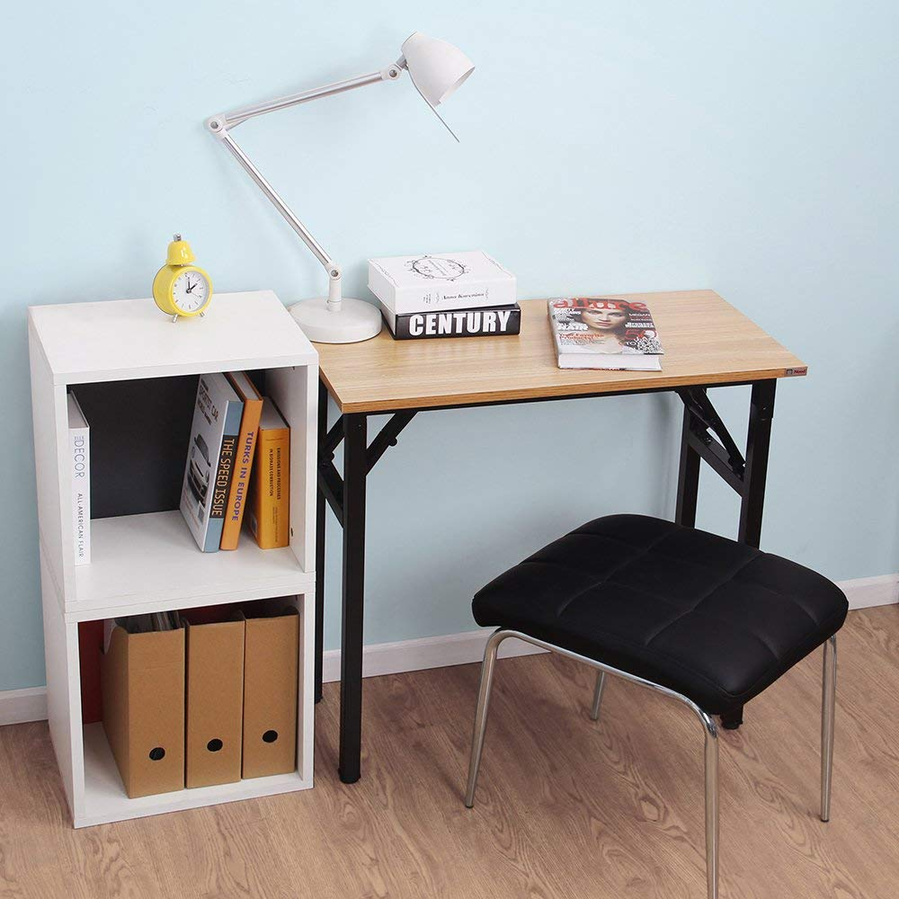 Small Computer Desk banquet Sturdy Writing Desk custom folding table Folding dining Table office table