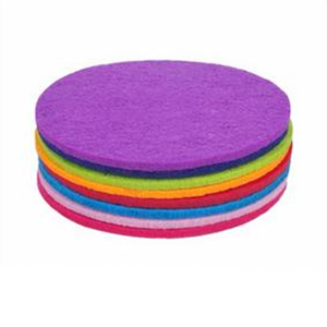 Factory Direct Supply Hot Sale Felt Cup Mat For Any Occasion