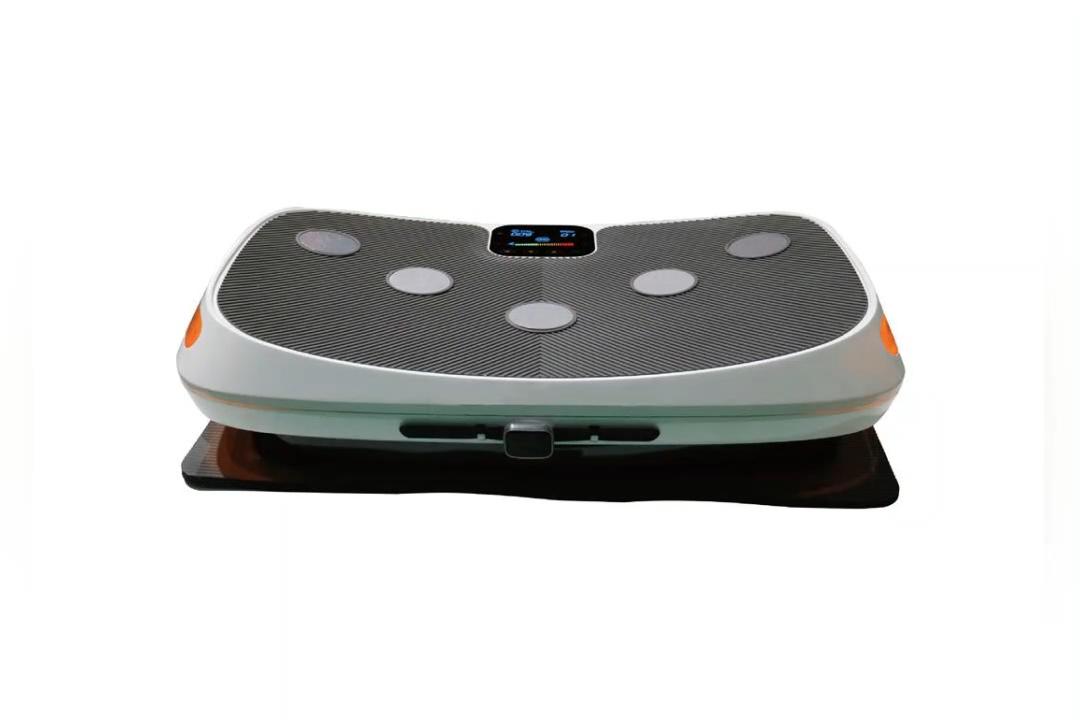 4D Gym Equipment Whole Body Slimmer Vibration Exerciser Fitness Machine Plate Crazy Fit Massage Vibration Plate