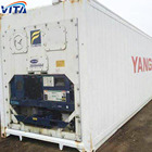 ISO9001 Container for Sale Reefer Price ISO 20ft Used Reefer/refrigerated Container Price for Sale