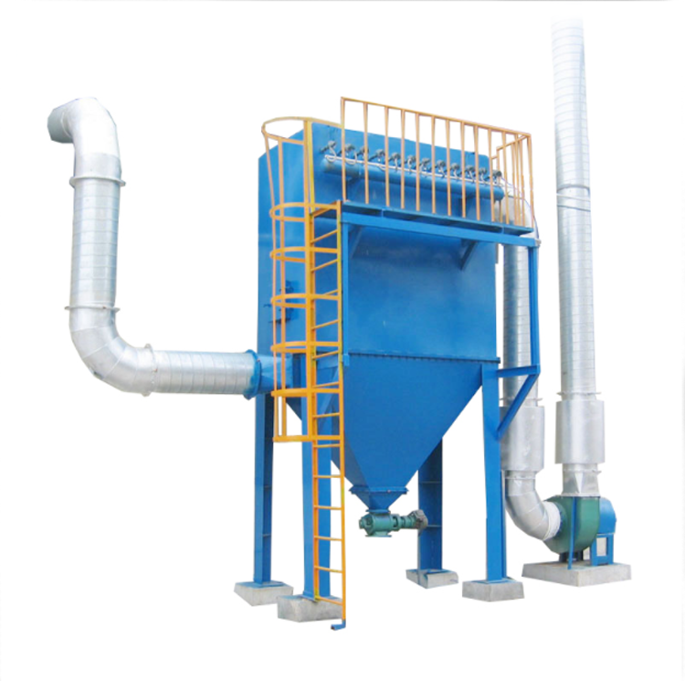 Air dedusting equipment  cloth bag dust collector in steel mill