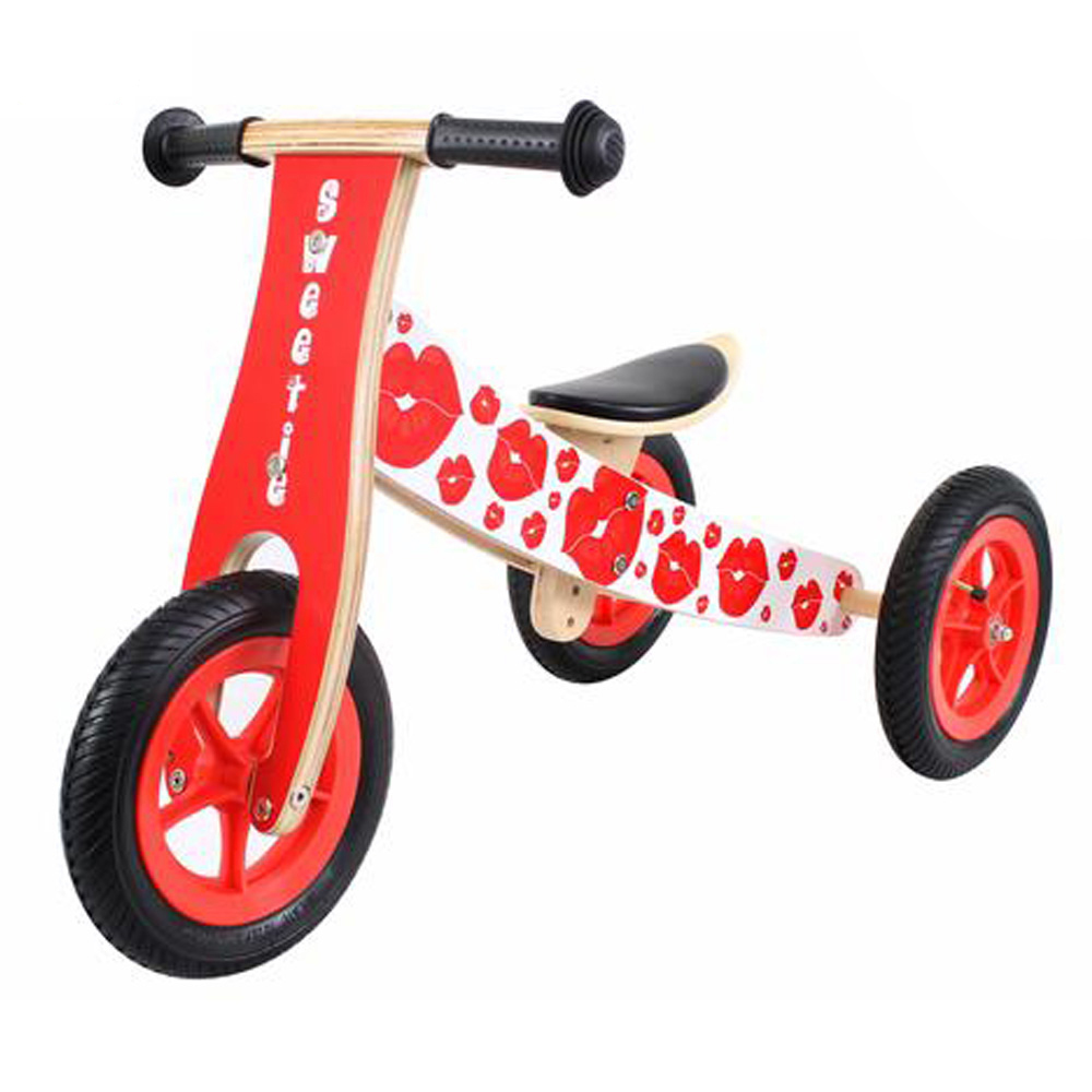 Top Selling With New Popular Design 2 in 1 Balance Bike for Kids TH0417