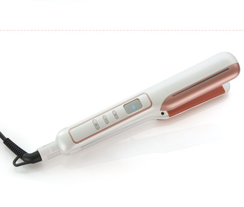 Hot sell in Amazon gorgeous hair straightener beauty hair straightener