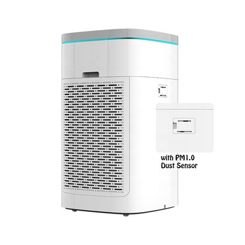 Commercial Industrial PM 2.5 Electrostatic Air Cleaner with True Hepa Filter